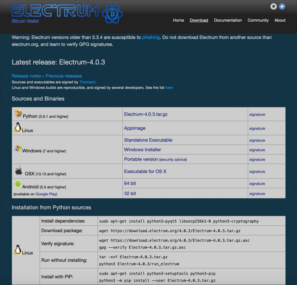 Electrum (cryptocurrency wallet)